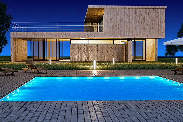 Pompe chaleur pour piscine dans le var par air clim confort for Reglage pompe a chaleur piscine
